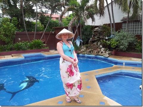 Клевый бассейн в Паттайе!